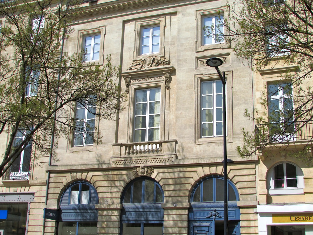 Vente appartement triangle d 39 or for Appartement bordeaux triangle d or