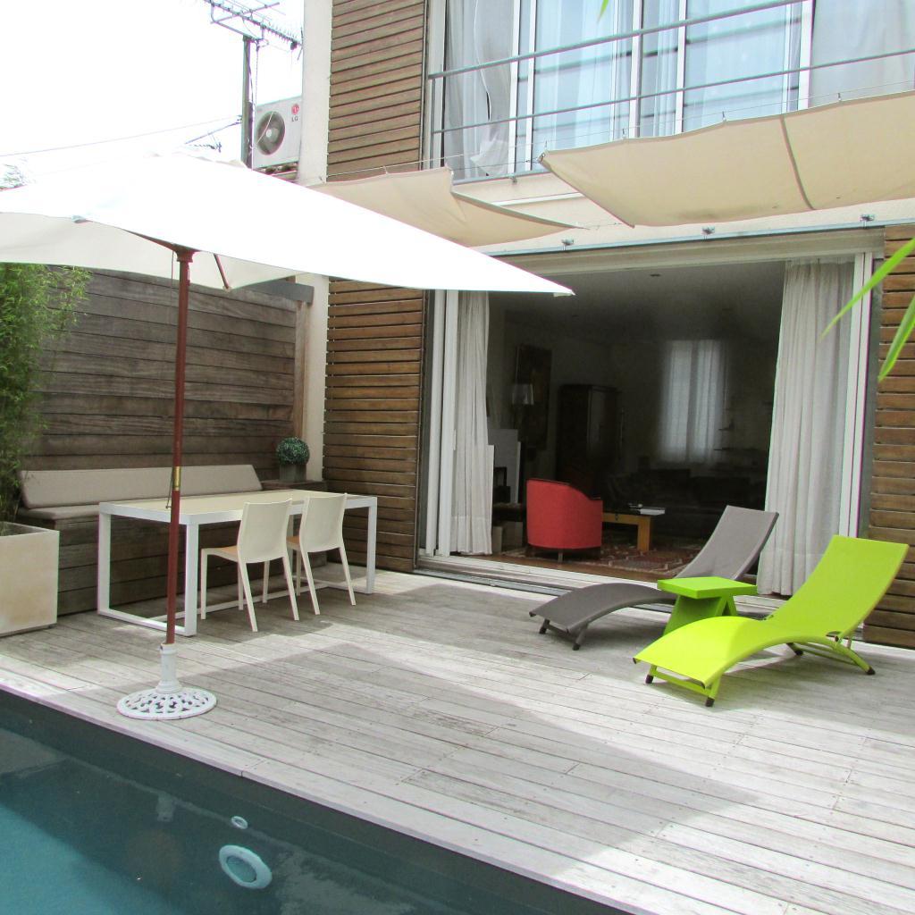 Vente quartier saint seurin croix blanche belle maison for Appartement bordeaux 180m2